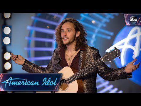 American Idol' judges wowed by Ashburn singer Brandon Diaz